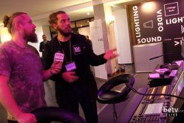 Юрій Салій про студію LVS. Український музичний ярмарок 2017