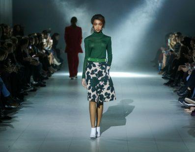 ANNAMUZA. Показ коллекции FW18-19 на 42 Ukrainian Fashion Week