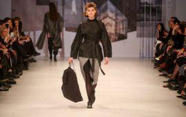bobkova. Показ коллекции FW18-19 на 42 Ukrainian Fashion Week