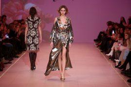 Iryna Dil'. Показ коллекции FW18-19 на 42 Ukrainian Fashion Week