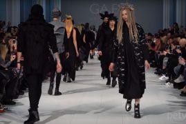 GA.EVA. Показ коллекции FW18-19 на 42 Ukrainian Fashion Week