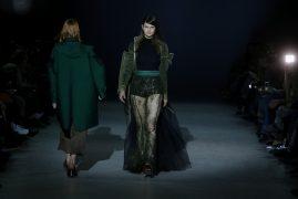 GOLETS. Показ коллекции FW18-19 на 42 Ukrainian Fashion Week