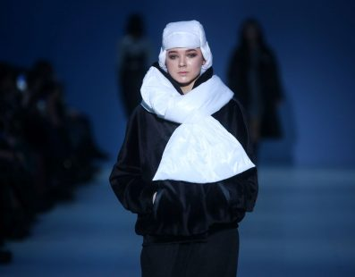 Ludmila KISLENKO. Показ коллекции FW18-19 на 42 Ukrainian Fashion Week