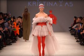 Kristina_Аs. Показ коллекции FW18-19 на 42 Ukrainian Fashion Week