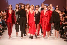 Katerina KVIT. Показ коллекции FW18-19 на 42 Ukrainian Fashion Week