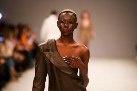 Dafna MAY. Показ коллекции FW18-19 на 42 Ukrainian Fashion Week