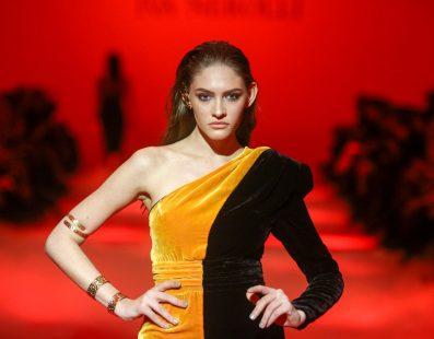 Iva Nerolli. Показ коллекции FW18-19 на 42 Ukrainian Fashion Week