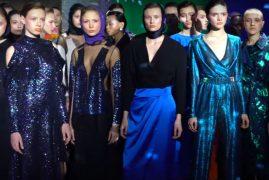 POUSTOVIT. Показ коллекции FW18-19 на 42 Ukrainian Fashion Week