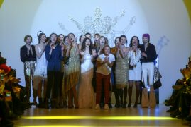 QUEENS. Показ коллекции FW18-19 на 42 Ukrainian Fashion Week