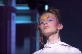 Sistan Varvara. Показ коллекции FW18-19 на 42 Ukrainian Fashion Week