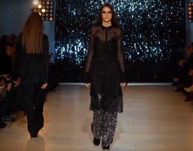 Lyalya Sogomonyan. Показ коллекции FW18-19 на 42 Ukrainian Fashion Week