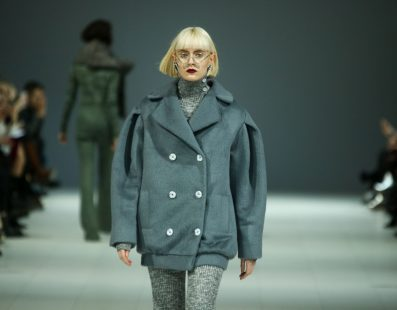 T.Mosca. Показ коллекции FW18-19 на 42 Ukrainian Fashion Week