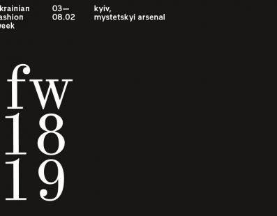 Ukrainian Fashion week 42 FW18-19 — online