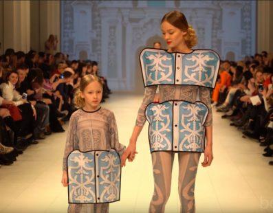 Polina Veller. Показ коллекции FW18-19 на 42 Ukrainian Fashion Week