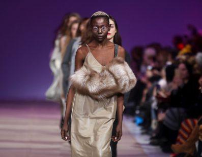 Vorozhbyt&Zemskova. Показ коллекции FW18-19 на 42 Ukrainian Fashion Week